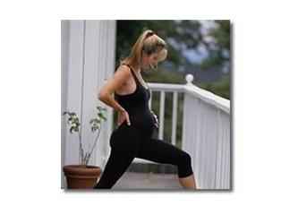 Hamilelerde rehabilitasyon (VI)