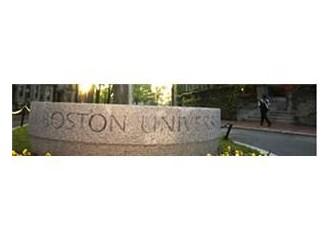 Boston University, Boston şehrinin gözde okullarından biri
