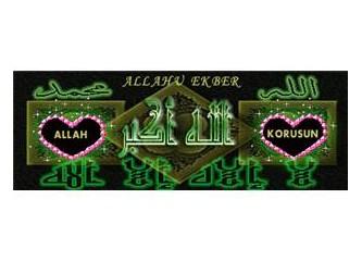 Allahü ekber  ( Tekbir) anlamı