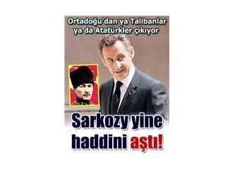 Sarkozy'den inciler!..