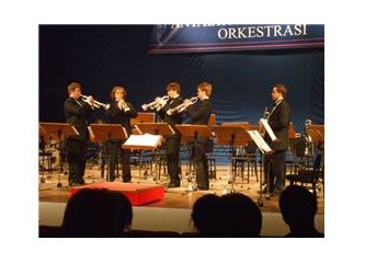 Antalya Devlet Senfoni Orkestrası'na mektup