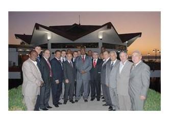 Etiyopya Cumhurbaşkanı Abadula Gemeda Türkiye'de(!)