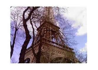 Paris ve Aşk...
