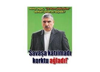 """Atilla Olgaç sadece içindeki """"kılıç kurdu"""" nu değil Ergenekon'un sınırlarını da açıklamış oldu!"""