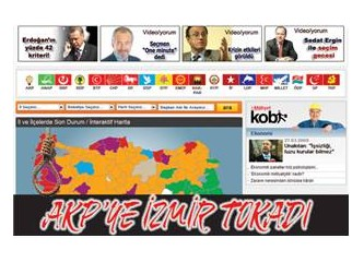 AKP'ye İzmir tokadı
