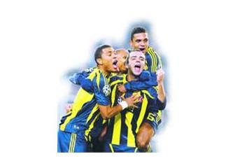 Fenerbahçe PSV'yi 2-0 yenerek devler liginde namağlup ünvanını korudu.