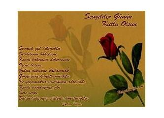 Dost gülleri ve gül Dilekler