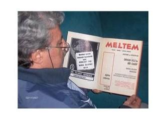 """Bir """"Meltem""""dir eser 41 yıldır..."""