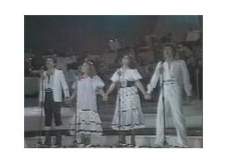 Eurovision 1978/ Grup Nazar & Nilüfer- Sevince