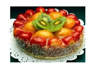 Gülbeşeker pastası...
