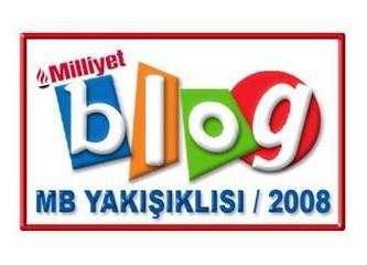 2008 MİLLİYET BLOG YAKIŞIKLISI