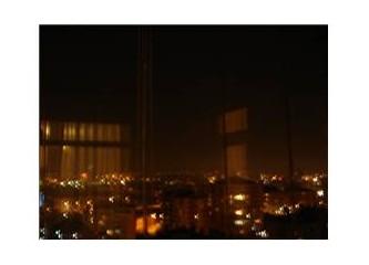 Ankara - Kızılay - Sakarya' da bir akşam üstü