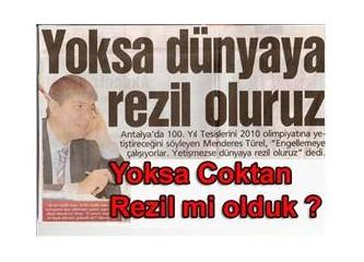 Antalya'yı Kurtarın...