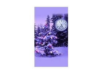 Tanrının bir hediyesidir yeni yıl