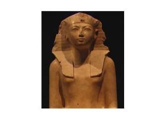 Krallar vadisinde bir kadın firavun: Hatşepsut