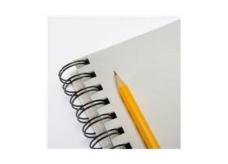 Ders çalışmaya dair küçük öneriler