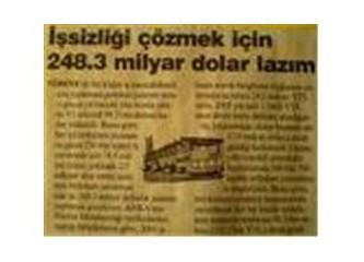 Türkiye'nin dillere destan olan dış borcu! IMF ve Dünya Bankasının gerçek yüzü