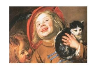 Kadın, kedisi ve aşk