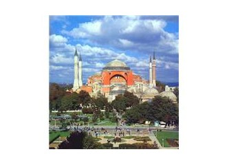 """Bizans Sanatında """"Ben Ben'im"""" sembolü"""