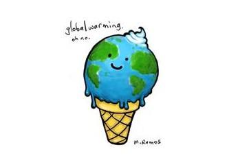 Bu küresel ısınma çok yaramaz