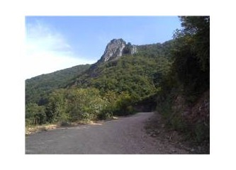 Bursa' nın esrarengiz dağ yolu