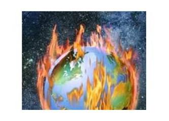 Dünyamız küresel ısınmasın!