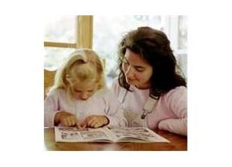 Çocuğun okuma alışkanlığını geliştirmek