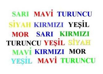 Yaşamak için bir renk seçin...