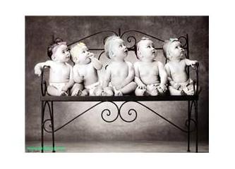 Gökten üç çocuk düştü...