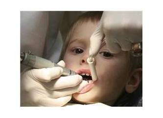 Diş doktorum ve ben.