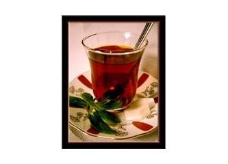İçtiğimiz çayın faydaları