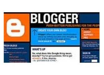 Blogger da yasaklandı