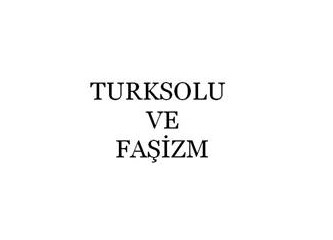 Turksolu ve Faşizm