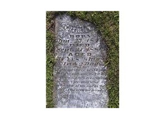 Mezar taşınıza ne yazdıralım?