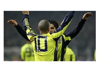 Fenerbahçe havlu değil, hava attı! 4:2