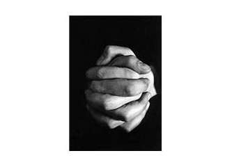 En çok ellerim...