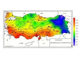 Türkiye'de küresel ısınma