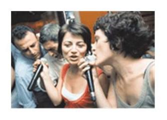 Karaoke bar şarkıları