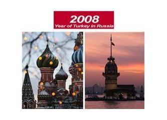 Rusya'da Türkiye yılı... 2008