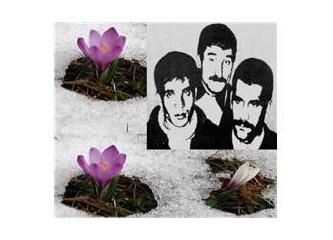 Kardelen çiçekleri