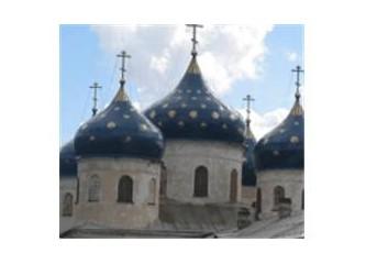 St. Petersburg'da gezebildiğim yerler...