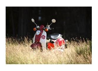 Scooter cenneti Alanya