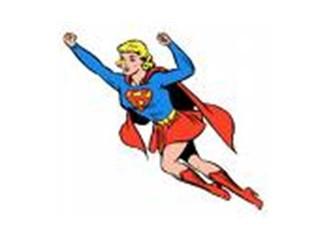 Türk Kadını ve Superman