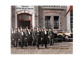 Atatürk' ün  meclisi  -1-