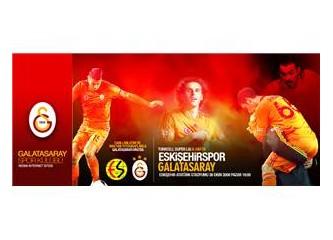 Eskişehir- Galatasary maçının ardından