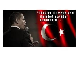 Obama çevresinde büyük planın parçası. Şeytanın en büyük başarısı, olmadığına dünyayı inandırmaktır.