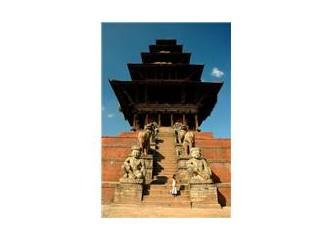 Eskişehir-Kathmandu(12) altın tapınak