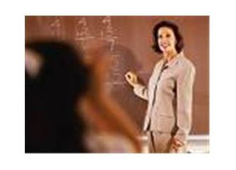 Öğretmenlerimiz meydan saatlerimizdir