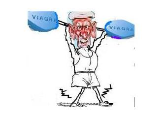 Viagra ilaçtır beyler; kaldıraç değil!