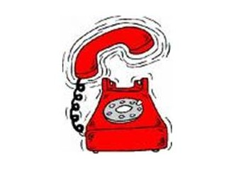 Telefonda sesimizi duyurduk...